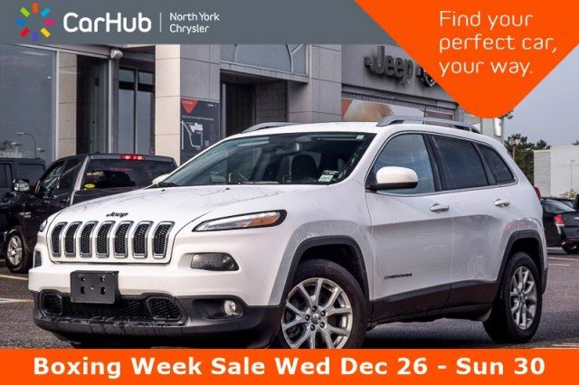 2017 Jeep Cherokee North in Thornhill, Ontario