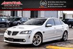 2009 Pontiac G8  Rare CleanCarProof/1-Owner Sunroof HtdFrontSeats R-Start 18Alloys  in Thornhill, Ontario