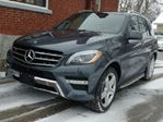 2014 Mercedes-Benz M-Class ML350 BlueTEC 4Matic ~LOADED~ in Mississauga, Ontario
