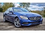 2017 Mercedes-Benz C-Class C300 4 Matic, Navigation in Mississauga, Ontario