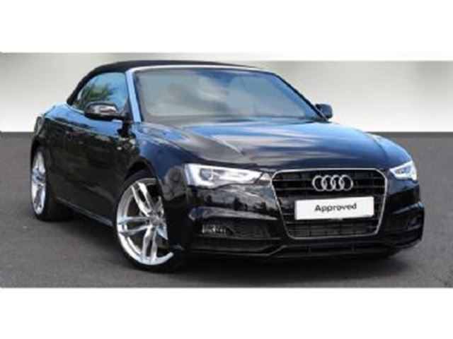 2015 audi a5 s line convertible mississauga ontario used car for sale 2680420. Black Bedroom Furniture Sets. Home Design Ideas