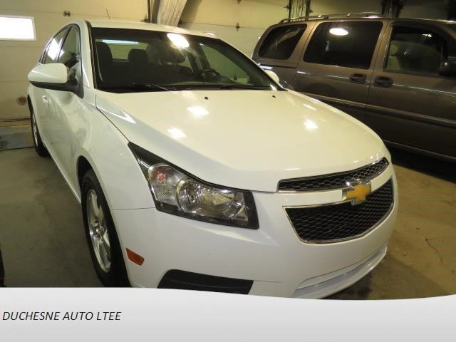 2012 chevrolet cruze lt turbo w 1sb duchesne auto ltee. Black Bedroom Furniture Sets. Home Design Ideas