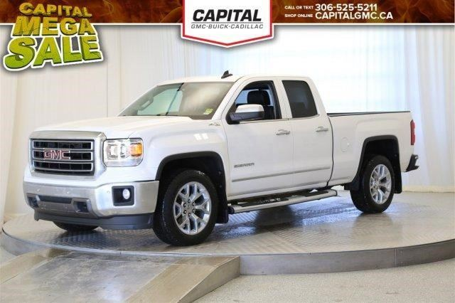 2015 gmc sierra 1500 slt regina saskatchewan used car for sale. Black Bedroom Furniture Sets. Home Design Ideas