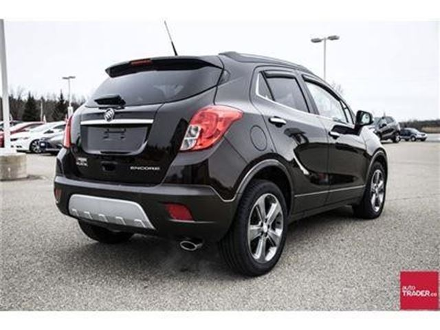2014 buick encore convenience prescott ontario car for sale 2679787. Black Bedroom Furniture Sets. Home Design Ideas