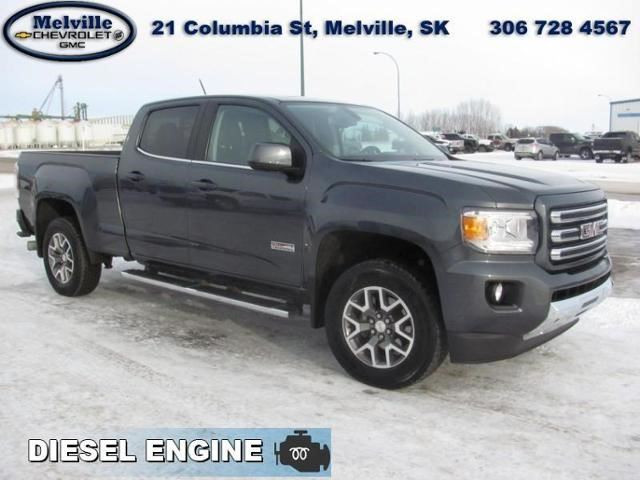 2016 GMC Canyon 4WD SLE in Melville, Saskatchewan