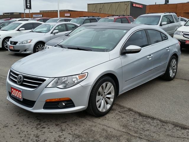 2009 volkswagen passat cc sportline silver br auto sales. Black Bedroom Furniture Sets. Home Design Ideas
