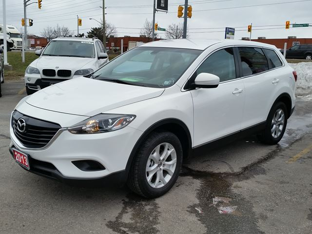2013 mazda cx 9 gs brampton ontario used car for sale. Black Bedroom Furniture Sets. Home Design Ideas