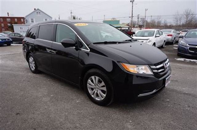 2014 honda odyssey ex l w res truro nova scotia used car for sale 2682118. Black Bedroom Furniture Sets. Home Design Ideas