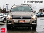 2016 Volkswagen Tiguan Special Edition 2.0T 6sp at w/Tip 4M ALL Wheel Dri in Mississauga, Ontario