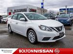 2016 Nissan Sentra 1.8 SV Heated Seats Navi Back-Up Cam in Bolton, Ontario