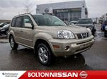 2006 Nissan X-Trail SE 6 CD-disc changer Moon Roof in Bolton, Ontario
