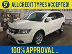 2015 Dodge Journey LIMITED*7 PASSENGER*DVD*POWER SUNROOF*FOG LAMPS*UC in Cambridge, Ontario