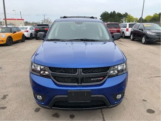 2015 dodge journey sxt black top edition low mileage awesome color st catharines ontario. Black Bedroom Furniture Sets. Home Design Ideas