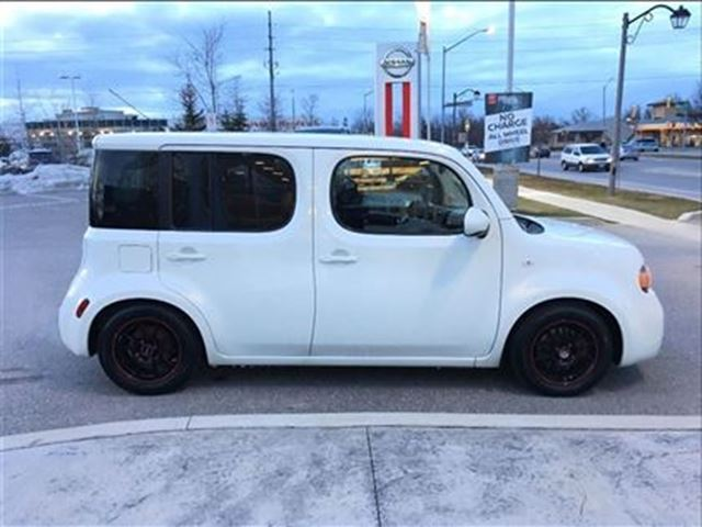 2009 nissan cube 1 8 s new tires alloy wheels markham. Black Bedroom Furniture Sets. Home Design Ideas