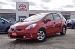 2013 Toyota Prius Touring Pkg with leather, moon roof and alloys! in Georgetown, Ontario