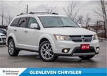 2012 Dodge Journey R/T   SUNROOF   LEATHER   BLUETOOTH in Oakville, Ontario