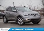 2011 Nissan Murano SV   AWD   PANO SUNROOF   BLUETOOTH in Oakville, Ontario