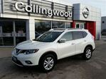 2016 Nissan Rogue SV AWD w/ROOF PKG *DEMO* in Collingwood, Ontario