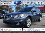 2015 Subaru Outback 2.5i (CVT), FROM 1.9% FINANCING AVAILABLE, PLEASE in Scarborough, Ontario