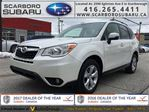 2014 Subaru Forester 2.5i Limited Package w/Eyesight Option in Scarborough, Ontario