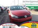 2012 Volkswagen Golf 2.5L Trendline   ONE OWNER   HEATED SEATS in London, Ontario
