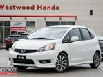 2013 Honda Fit Sport (A5) in Port Moody, British Columbia