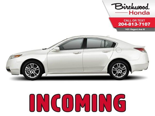 2009 ACURA TL w/Nav Pkg ** INCOMING ** in Winnipeg, Manitoba