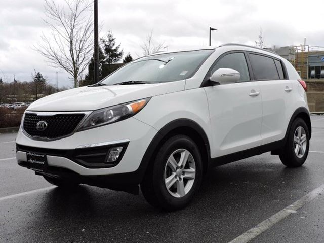 2015 kia sportage lx 4dr front wheel drive surrey british columbia used car for sale 2680644. Black Bedroom Furniture Sets. Home Design Ideas