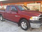2015 Dodge RAM 1500 4WD QUADCAB ST Accident Free, Back-up Cam, Bluetooth, A/C, - Edmonton in Sherwood Park, Alberta