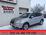 2015 Subaru Forester 2.5i Convenience Package (CVT) in Winnipeg, Manitoba