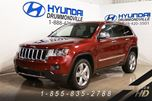 2012 Jeep Grand Cherokee LIMITED + 4X4 + NAVI + CAMERA in Drummondville, Quebec
