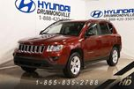 2011 Jeep Compass SPORT / NORTH + AWD + LATITUDE in Drummondville, Quebec