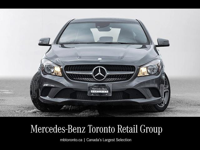 2014 mercedes benz cla250 4matic coupe mississauga for Mercedes benz cla250 4matic
