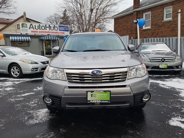 2009 subaru forester x limited sold hamilton ontario used car for sale 2681116. Black Bedroom Furniture Sets. Home Design Ideas