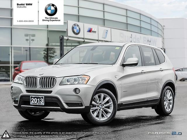 2013 bmw x3 xdrive35i oakville ontario used car for sale 2681146. Black Bedroom Furniture Sets. Home Design Ideas