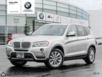 2013 BMW X3 xDrive35i in Oakville, Ontario