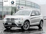 2016 BMW X3 xDrive28d in Oakville, Ontario