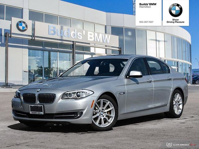 2013 bmw 5 series xdrive hamilton ontario used car for sale. Black Bedroom Furniture Sets. Home Design Ideas
