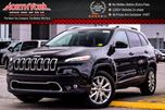 2017 Jeep Cherokee NEW Car High Altitude Nav Backup Cam HTD Frnt Seats Keyless_Go w/R.Start 18Alloys in Thornhill, Ontario