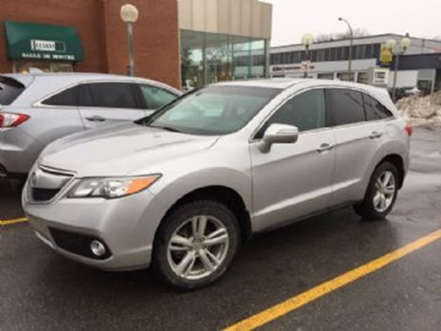 2015 acura rdx tech package awd mississauga ontario used car for sale 2681427. Black Bedroom Furniture Sets. Home Design Ideas