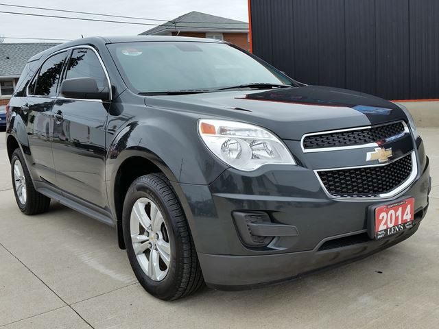 used 2014 chevrolet equinox ls fwd jarvis. Black Bedroom Furniture Sets. Home Design Ideas