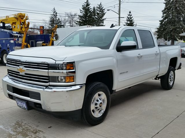 2016 chevrolet silverado 2500 lt 4x4 crew jarvis ontario used car for sale 2681027. Black Bedroom Furniture Sets. Home Design Ideas