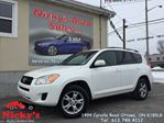 2011 Toyota RAV4 4WD, SUNROOF, ALLOY WHEELS, ACCIDENT FREE, LOADED! $0 DOWN $135 BI-WEEKLY! in Ottawa, Ontario