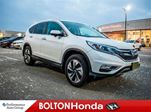 2015 Honda CR-V Touring AWD Remote Start Heated Seats in Bolton, Ontario