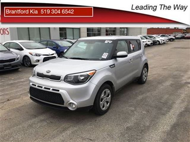 2015 kia soul brantford ontario used car for sale. Black Bedroom Furniture Sets. Home Design Ideas