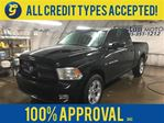 2012 Dodge RAM 1500 SPORT*QUAD CAB*NAVIGATION*PARK ASSIST*POWER SUNROO in Cambridge, Ontario