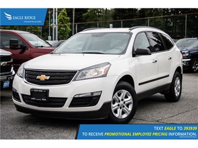 2014 chevrolet traverse ls coquitlam british columbia used car for. Cars Review. Best American Auto & Cars Review