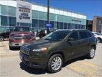2014 Jeep Cherokee Limited 4X4 TECH GROUP 5/100 GOLD PLAN in Pickering, Ontario
