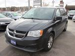 2014 Dodge Grand Caravan SXT Stow & Go Power Doors Navigation in Brampton, Ontario