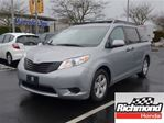 2016 Toyota Sienna CE! Balance Of The Factory Warranty! in Richmond, British Columbia